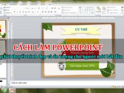 [REVIEW] 10 trang web tuyệt vời cho các mẫu PowerPoint miễn phí